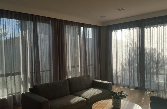 Curtains and Pelmets