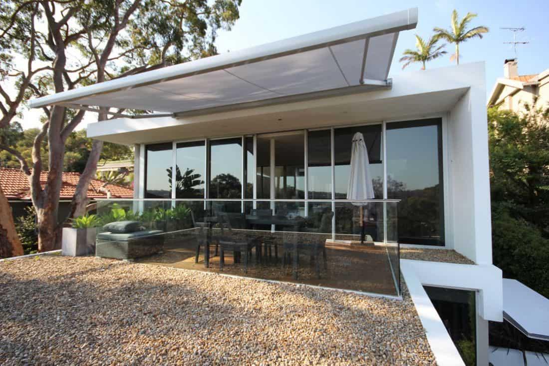 Folding Arm Awning Art Indesign Blinds Melbourne Australia