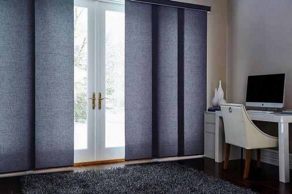 Panel Blinds Internal Indesign Blinds Melbourne Australia