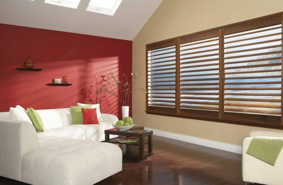 Venetian blinds-internal