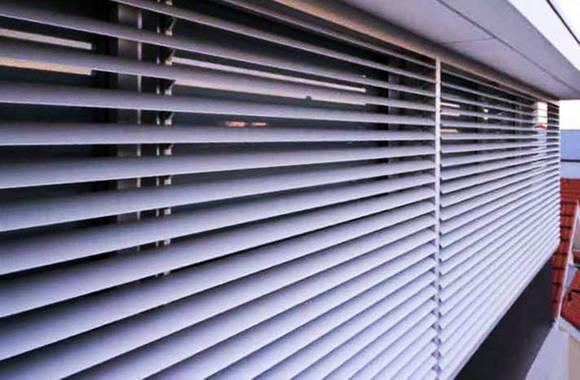 Exterior Venetian Blinds