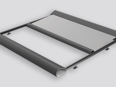 render-Veranda-System External Skylight Blinds