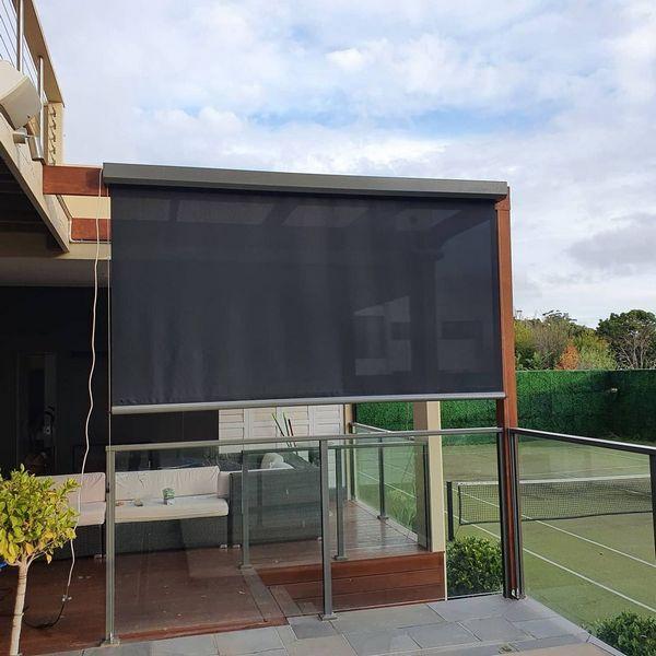 Design of Zip Screen Blinds
