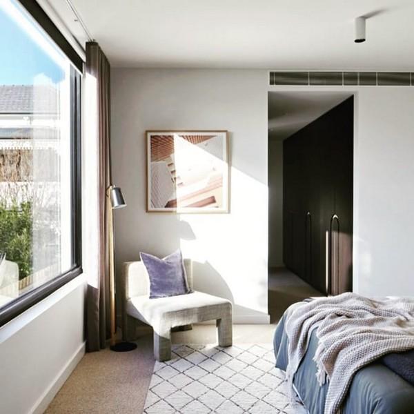 Foyer curtains